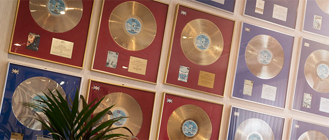 RAK Platinum Records
